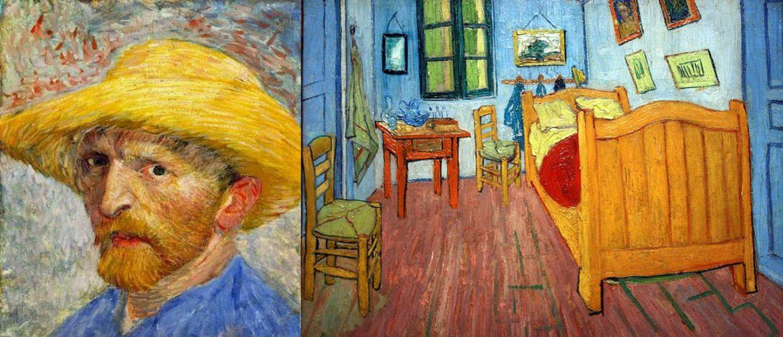 La camera di Van Gogh diventa social in via Bergamo: venite ...