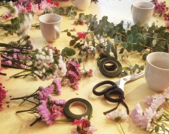 I corsi di Isabella Flower Design