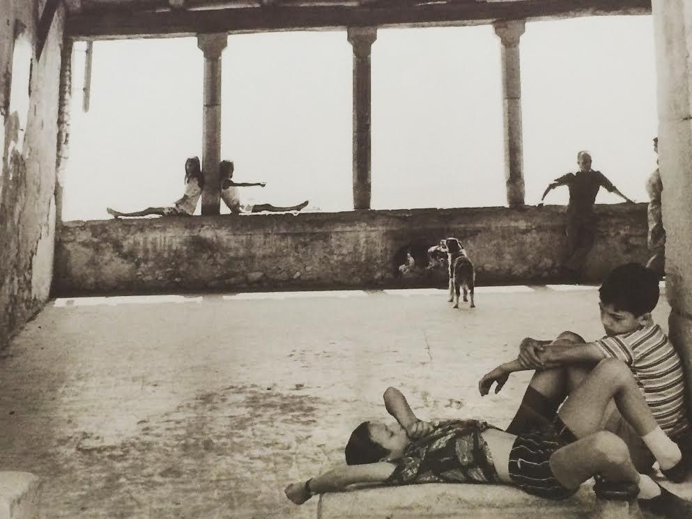 Henri Cartier Bresson sotto l'albero 5