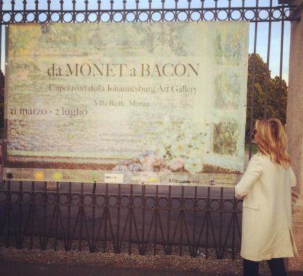 """""""Da Monet a Bacon""""  oltre un secolo di storia dell arte in Villa reale 9457e542625d"""