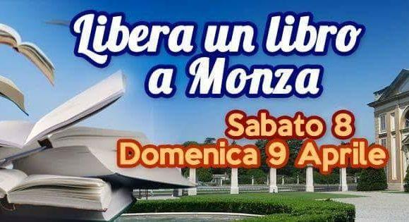Libera un libro a Monza 2