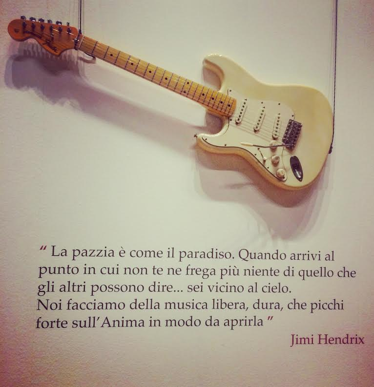City of guitars Monza si veste di rock 4