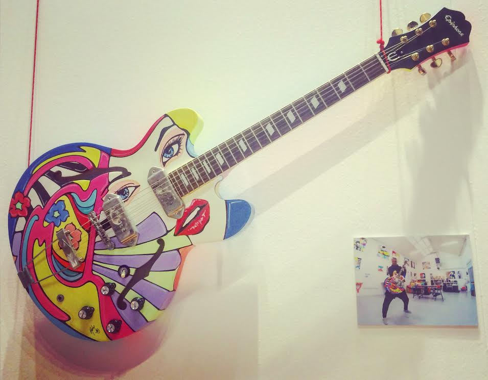 City of guitars Monza si veste di rock 9