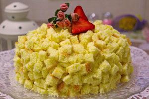 La torta mimosa di Dolci da Matti 1