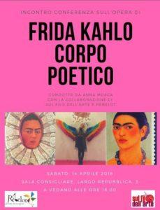 Frida Kahlo Corpo Poetico