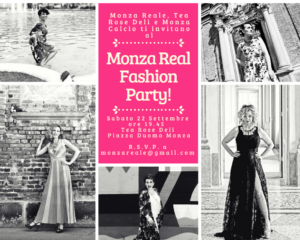 Party Monza Real Fashion