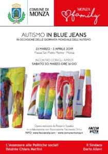 autismo in blue jeans
