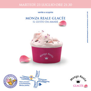 Monza Reale Glacèe