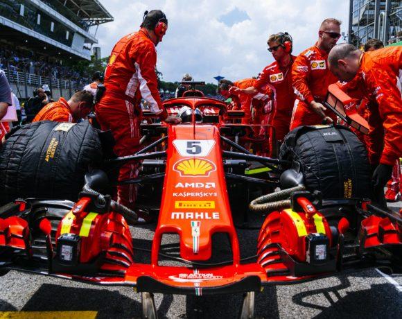 Gran Premio F1 Monza