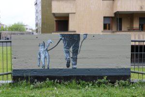 Street art Monza