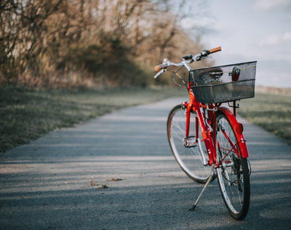 biciclettata verde